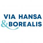 ViaHansa & Borealis logo