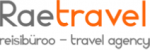 Rae Travel logo