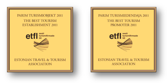 Parim tourismiobjekt 2011
