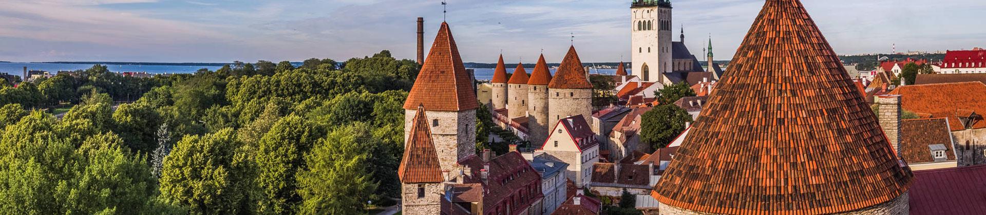 Tornid Ja Linnamuur